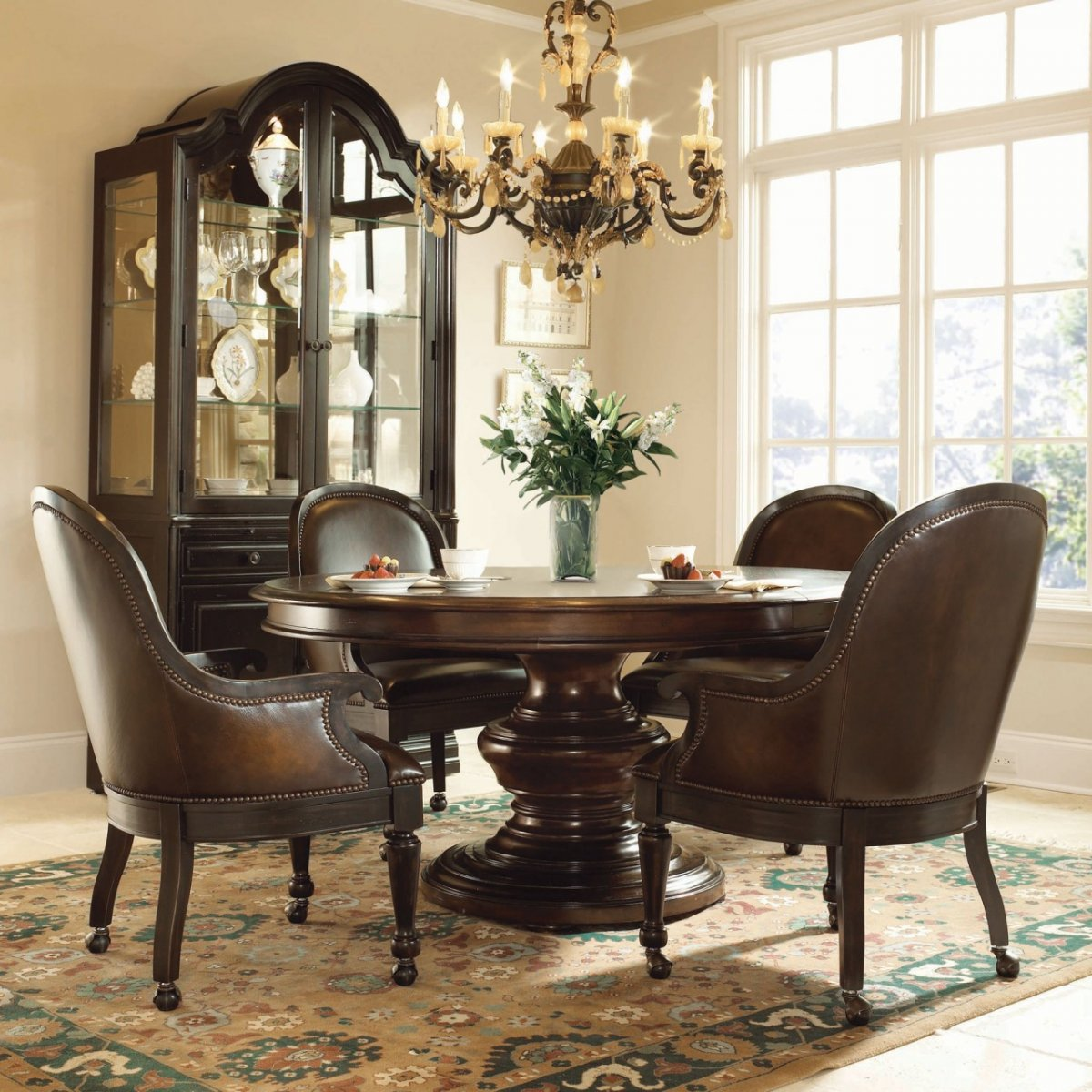 swivel dining room chairs. Inspirational Swivel Dining Chairs With Casters 44 Room I