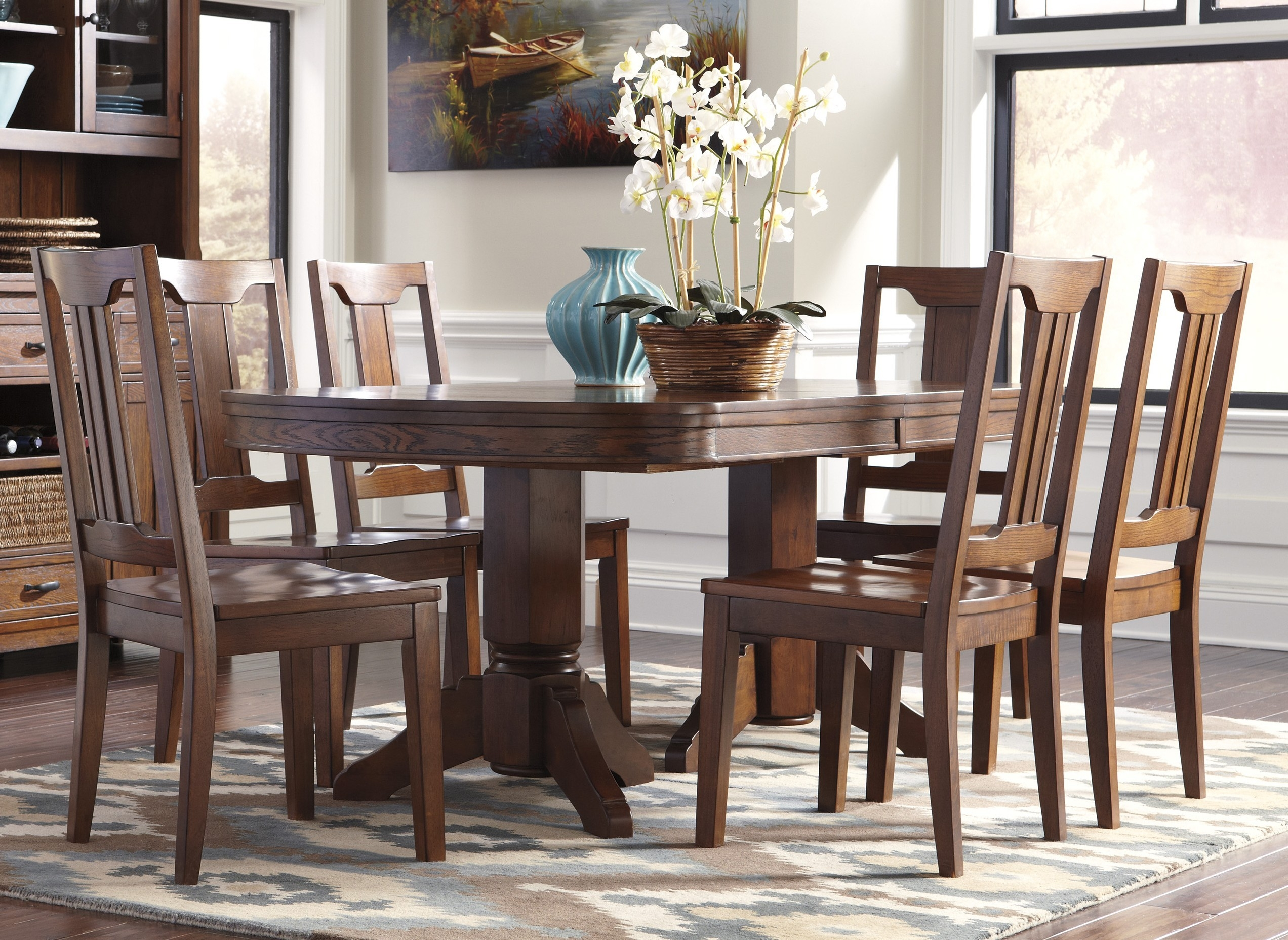 Charming Idea Discontinued Ashley Furniture Dining Sets 19