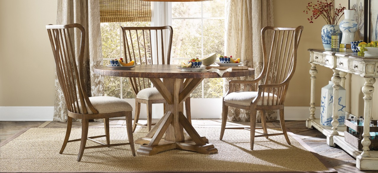 Cheerful Hooker Dining Room Furniture 13
