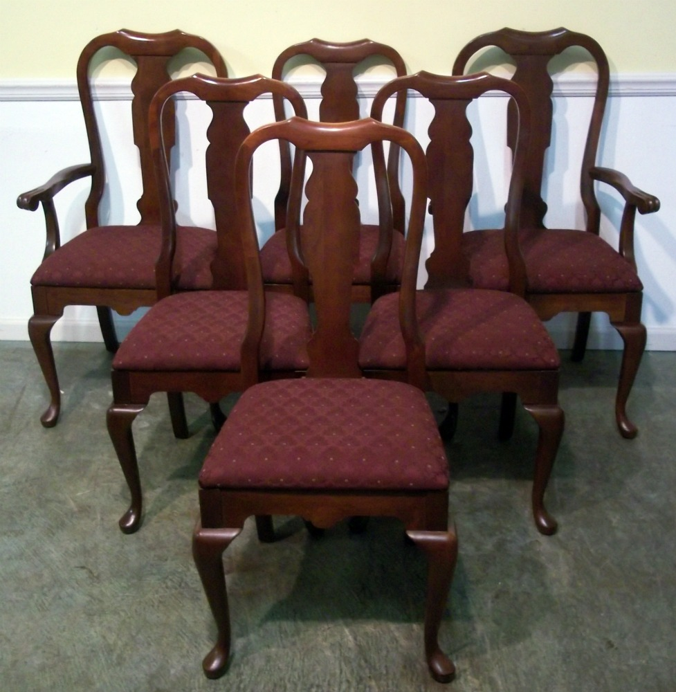 Cheerful Used Dining Room Chairs 15
