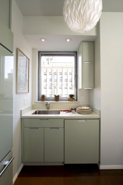 Bright Design Small Apartment Kitchen Ideas 25