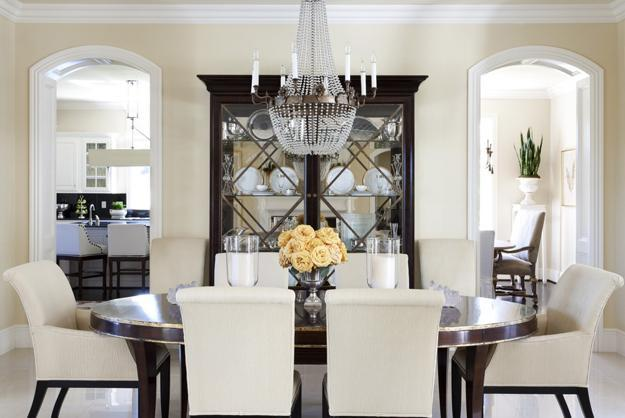 Amazing Chic Dining Room China Cabinets 7