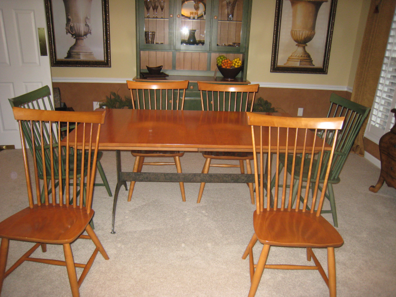 Classy Design Ideas Ethan Allen Dining Room Tables 1