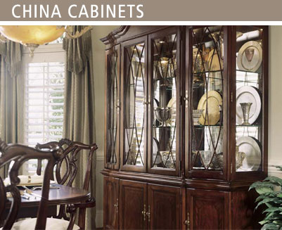 Gorgeous Inspiration Dining Room China Cabinet 9