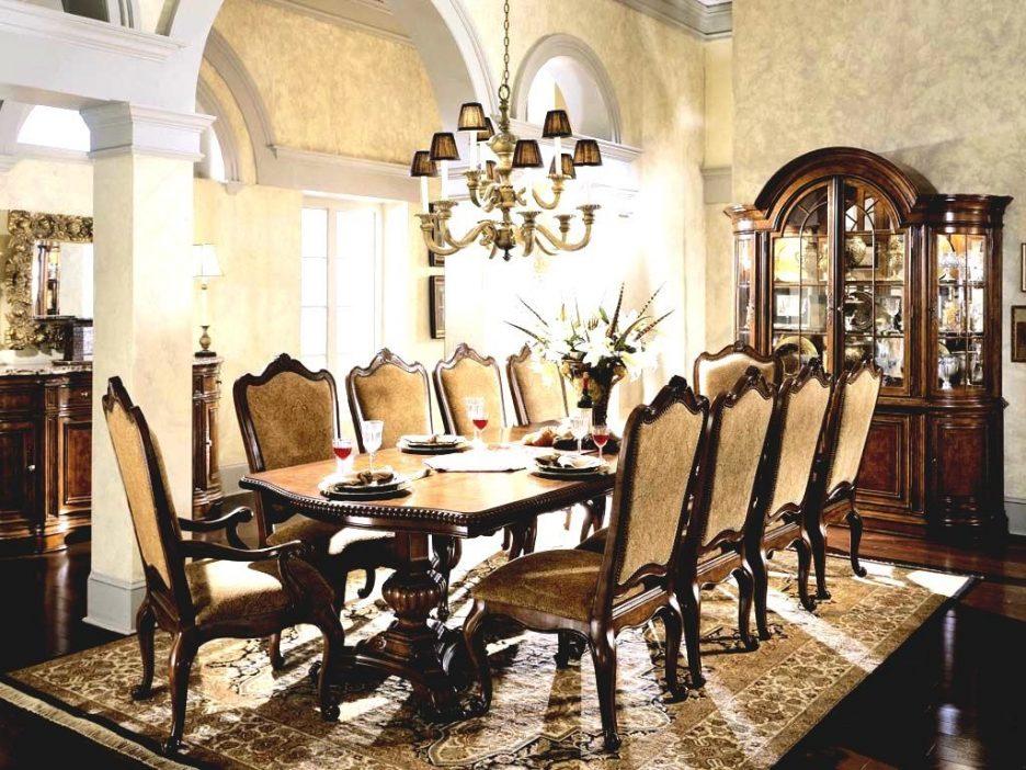 Impressive Design Ethan Allen Dining Room Set 16