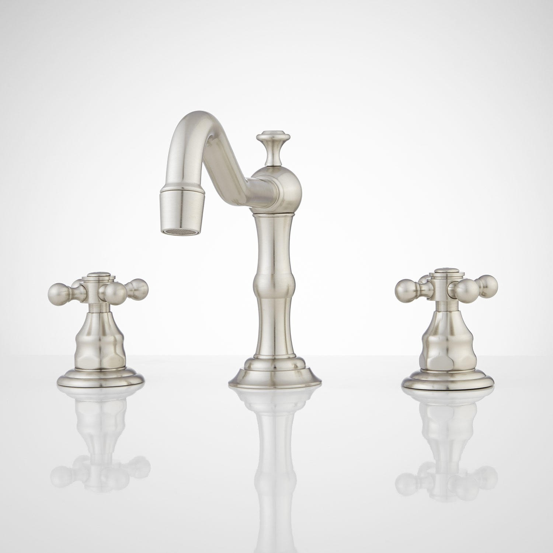 Splendid Polished Nickel Bathroom Faucets 23