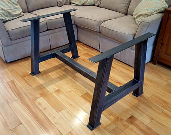 Lovely Neoteric Ideas Dining Table Legs Metal 28