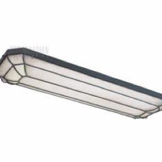 Ingenious Design Ideas Kitchen Fluorescent Light Covers 39