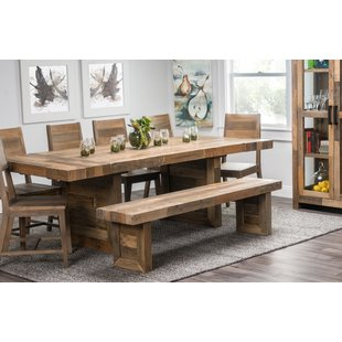 Innovational Ideas Wood Dining Table With Bench 43