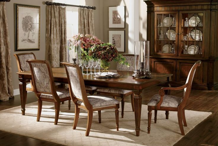 Intricate Ethan Allen Dining Room Tables 27