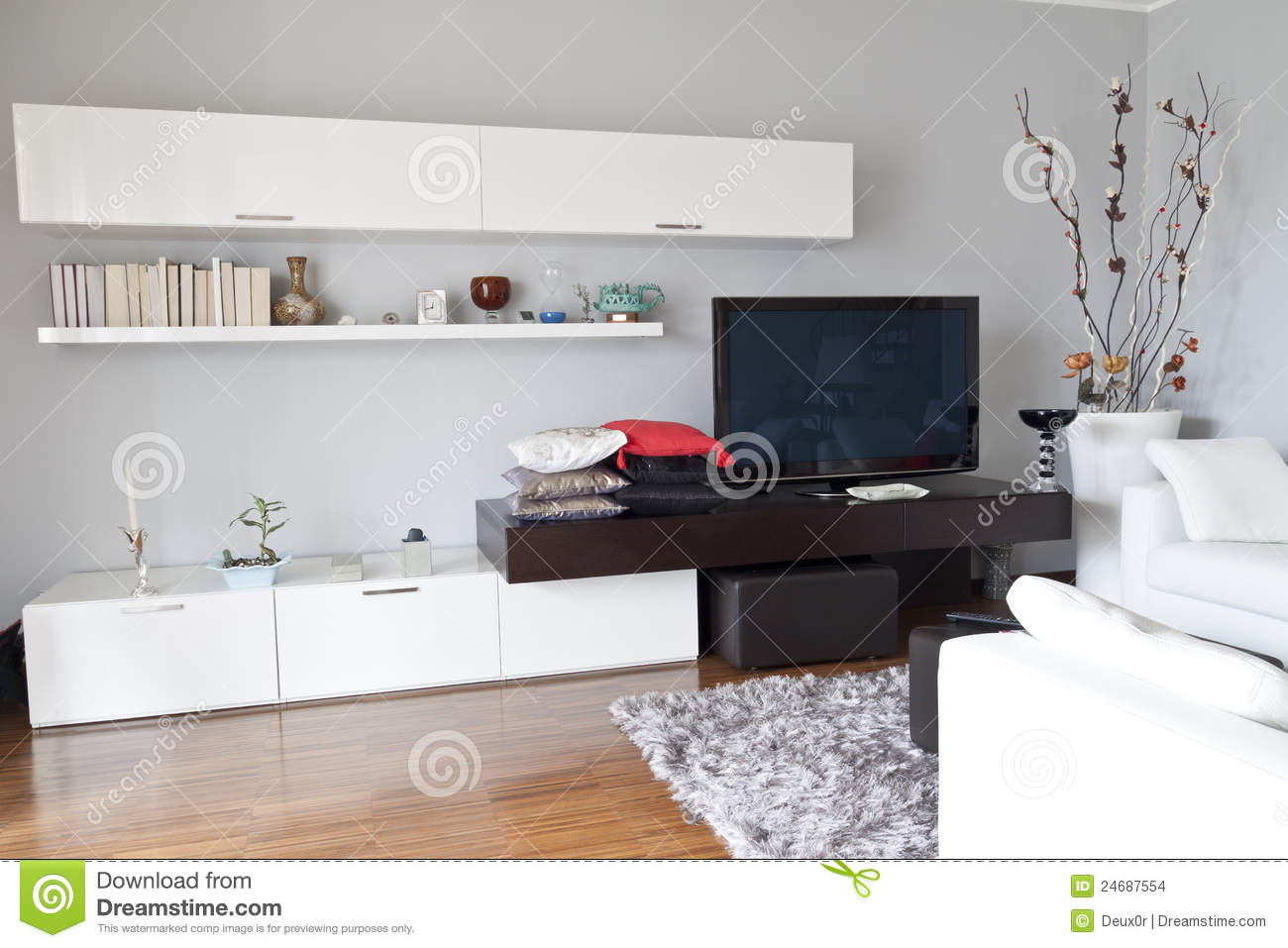 Wonderful Ideas White Furniture Living Room 4