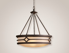 Charming Luxury Inspiration Mission Style Pendant Lighting 9. Dining Room: ...