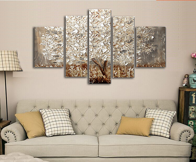 Nice Looking Modern Wall Art For Living Room 29