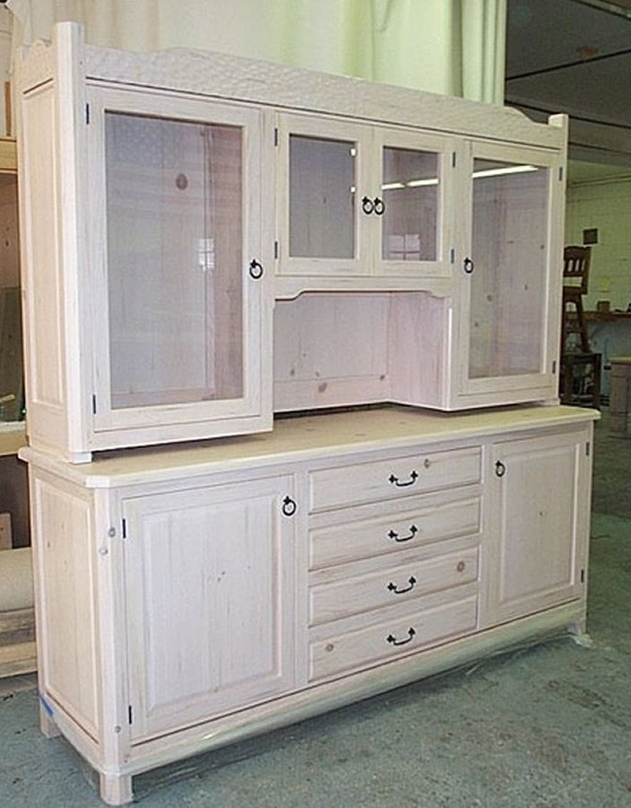 Shining Design Dining Room Hutch And Buffet 13
