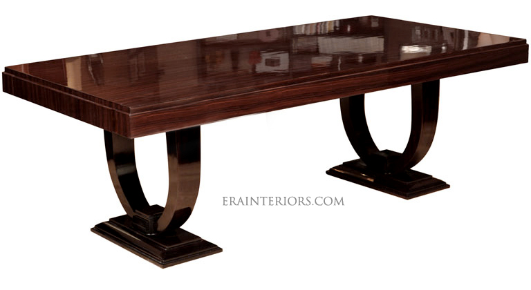 Plush Design Art Deco Dining Table 10