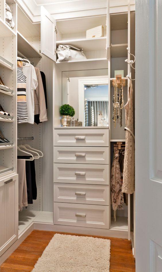 Amazing Ideas Walk In Closet Organizer 39