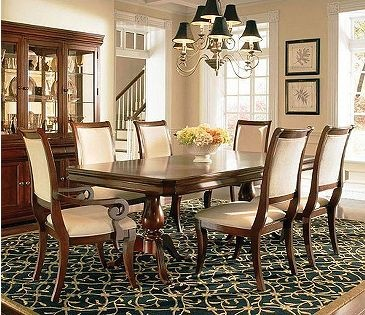 Strikingly Idea Broyhill Dining Room Sets 14