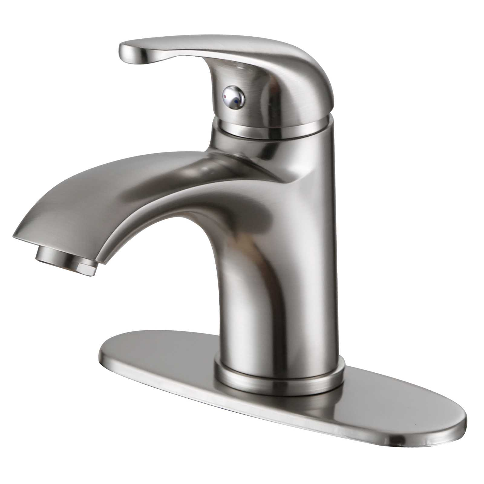 Capricious One Handle Bathroom Faucet 5