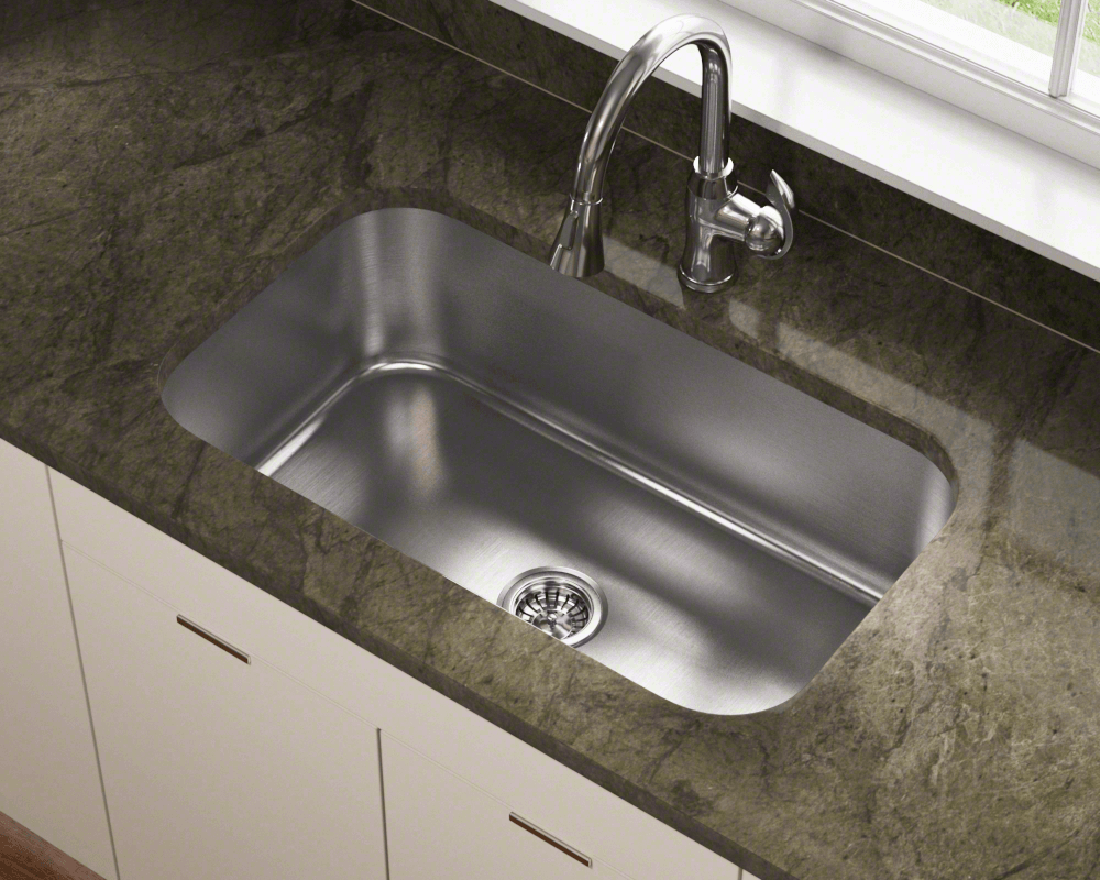 Sumptuous Design Ideas Stainless Steel Kitchen Sink 2