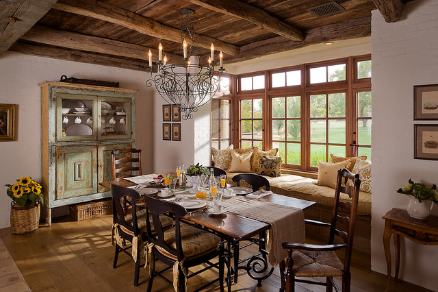 Marvellous Design Country French Dining Room 17