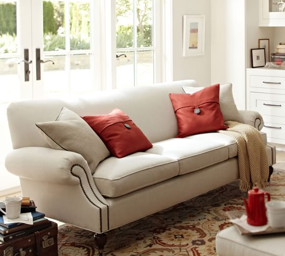 Absolutely Design Slipcover Sofa Pottery Barn 29